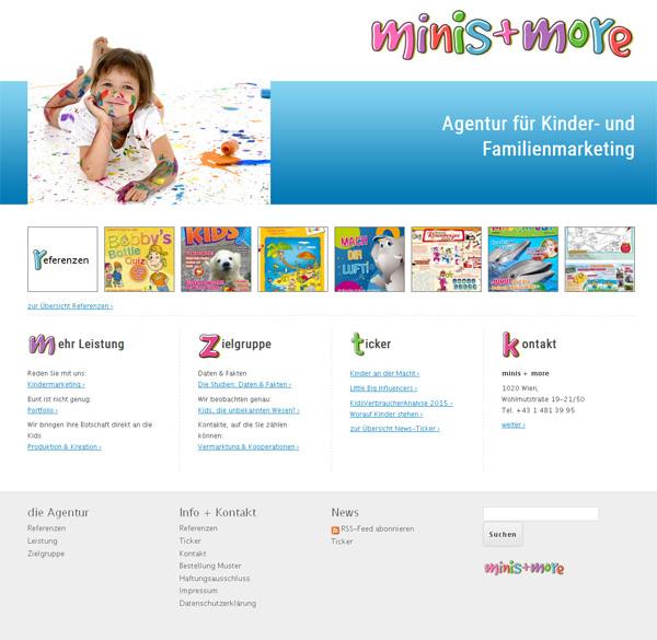 minis + more