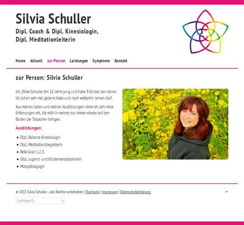 Silvia Schuller