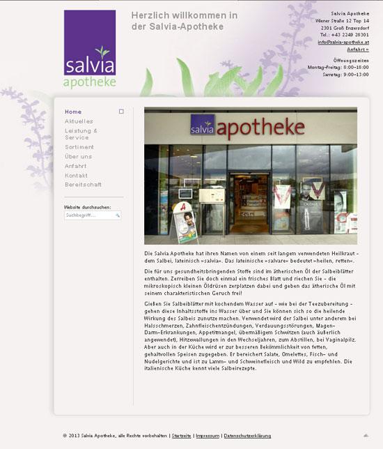 Salvia-Apotheke