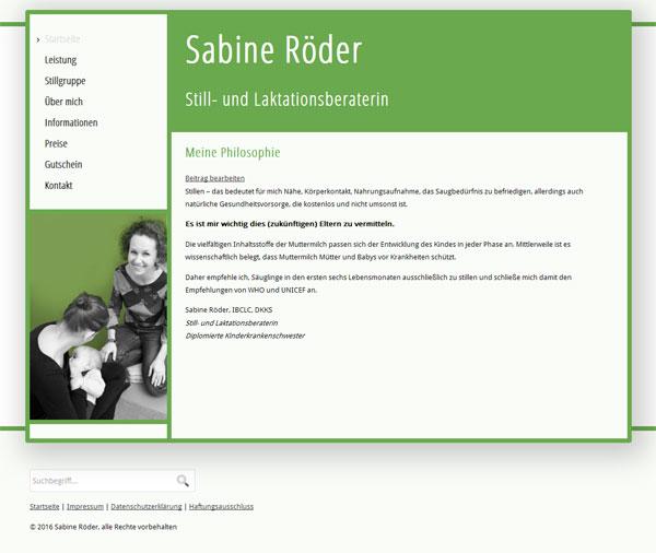 Sabine-Röder