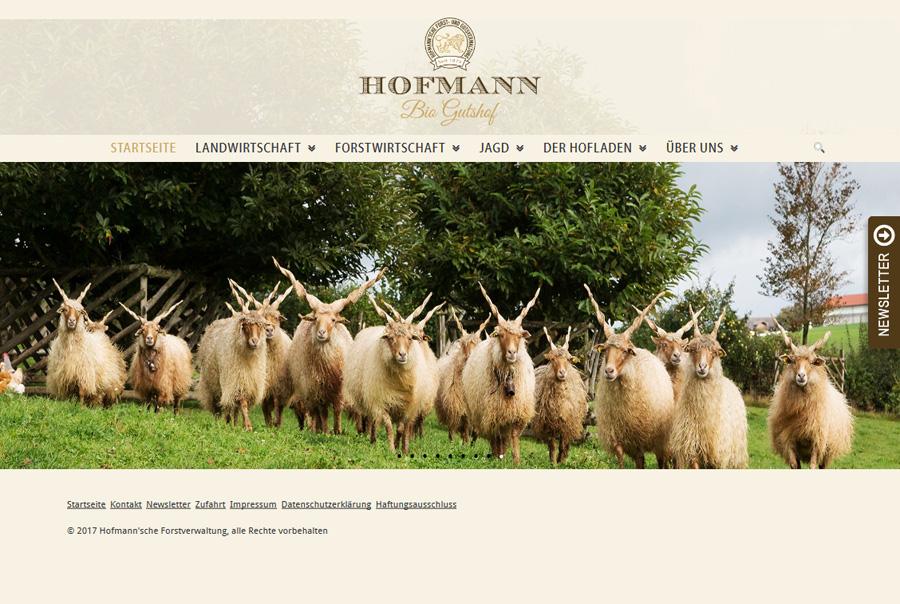 Hofmann'sche Forstverwaltung