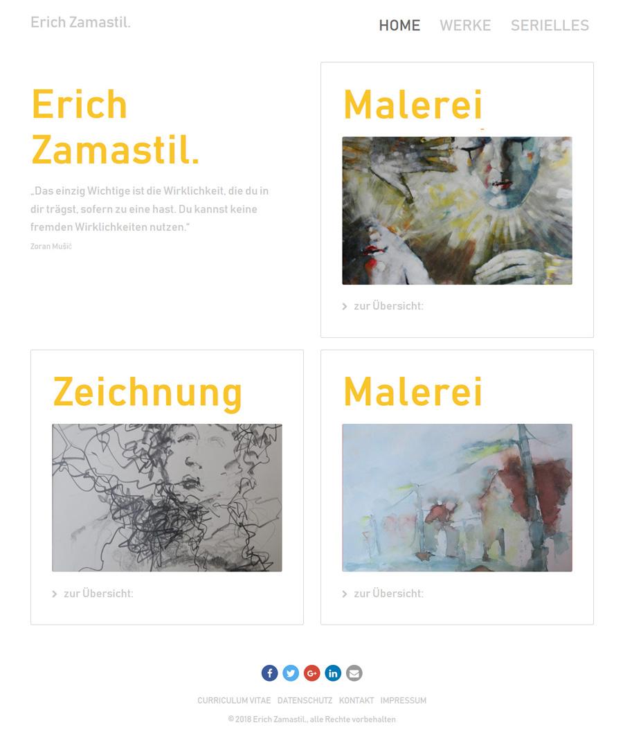 Erich Zamastil